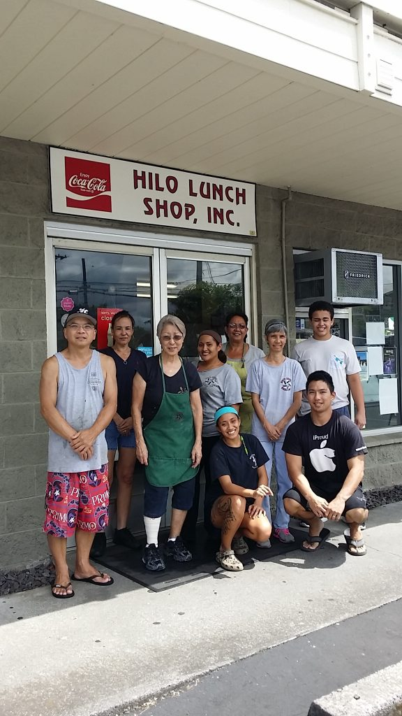 Hilo Lunch Shop, Inc.