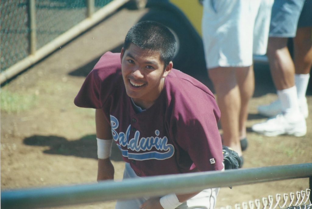 Kurt Suzuki has come a long way since his days at Baldwin High School. He is completing his eighth year in Major League Baseball and has an extension on his contract with the Minnesota Twins through 2016. (Photo courtesy Suzuki family)