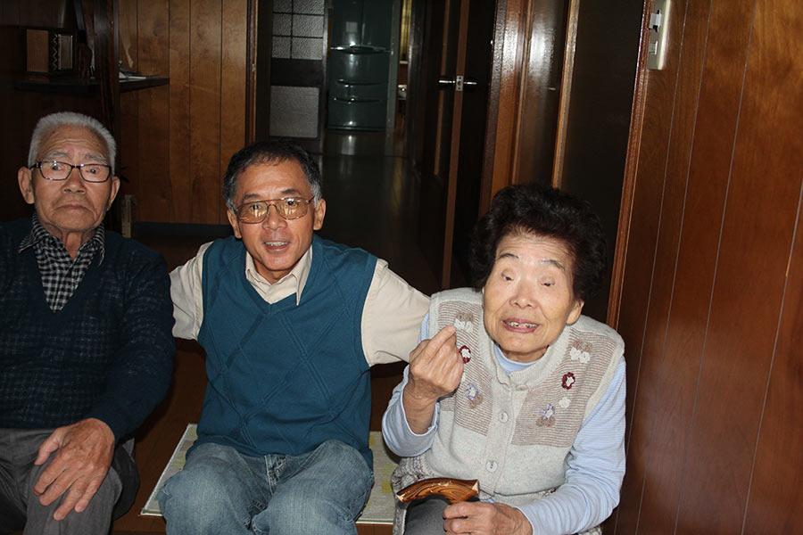 Meeting cousins Shigetoshi and Mitsuko (Shigetoshi's older sister), who remembered my aunties' visit to Saka, made this trip especially heartwarming.