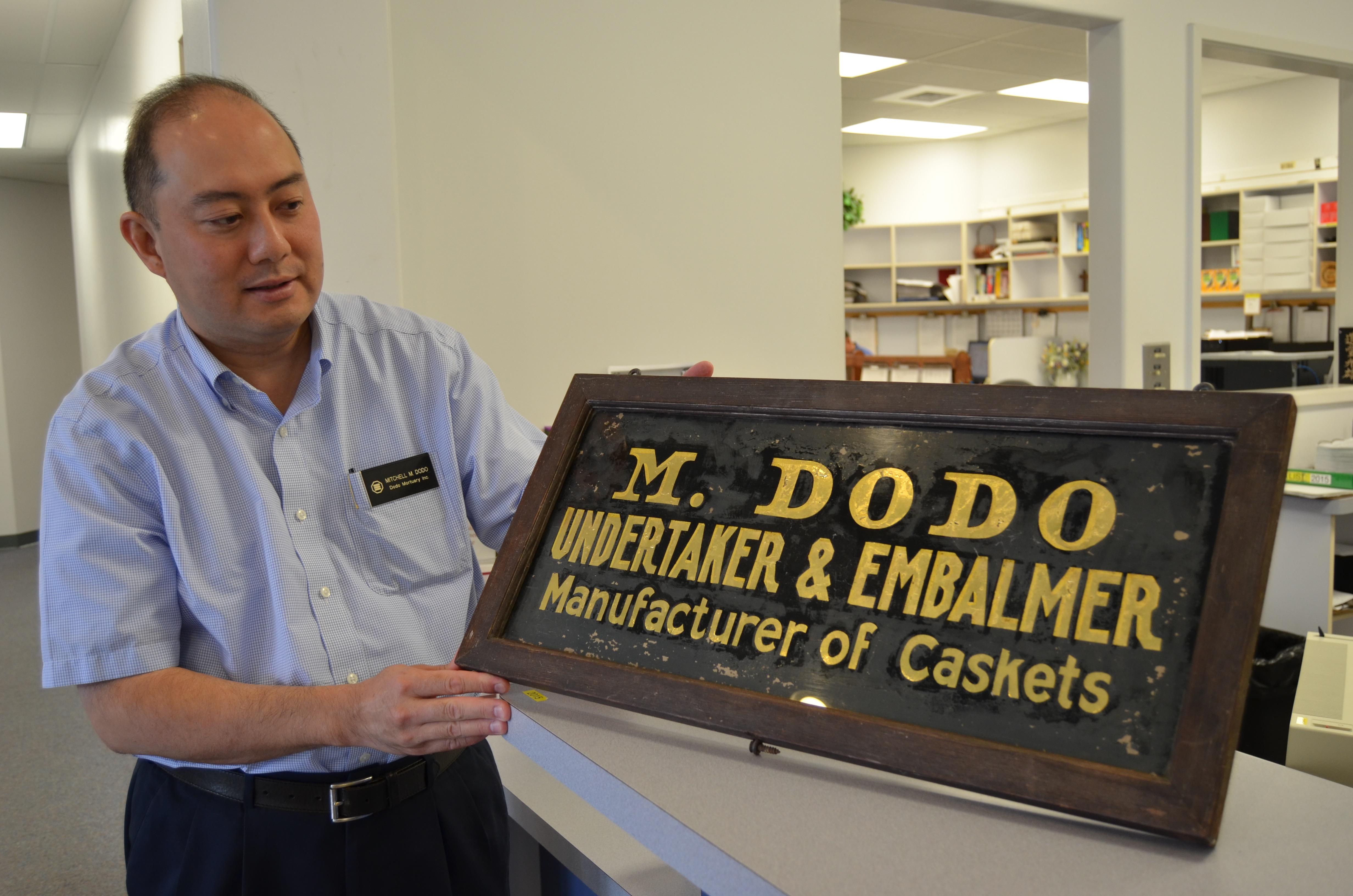 Four Generations Of Dodo Mortuary