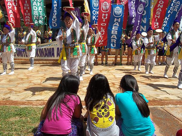 OkinawanFestival -Ohana