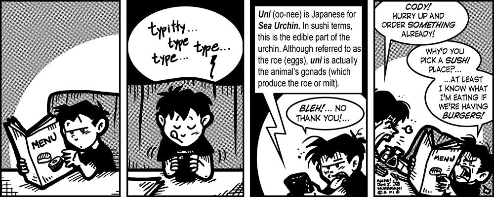 Comics=Generation Gap