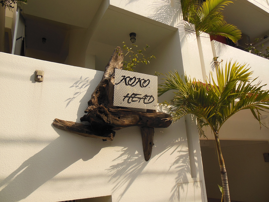 The Koko Head Café in Naha City serves up Hawai'i-style local food and beers.
