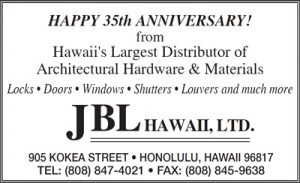 Ad for JBLHawaii