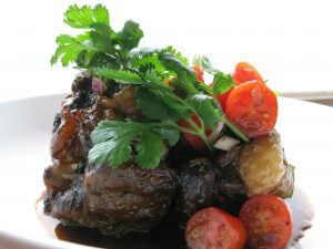 Photo of Oxtail Adobo by Hoku.