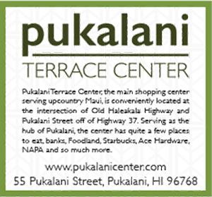 Ad for Pukalani Terrace