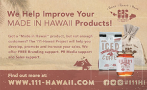 Ad for 111 Hawaii