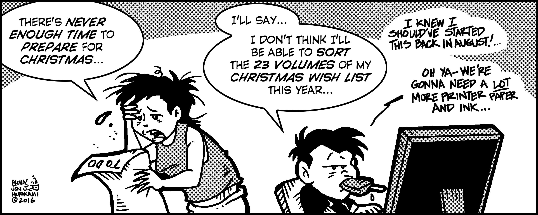 Comic by Jon J. Murakami, Dec. 2, 2016 Issue