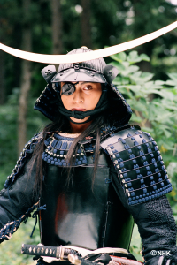 "Photo from TV Program ""Dokuganryu Masamune (One-Eyed Dragon Masamune)"