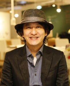 "Photo of ""Cinema Angel"" writer and director Hideyuki Tokigawa (Photo courtesy Hideyuki Tokigawa)"