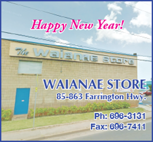 Ad for Waianae Store