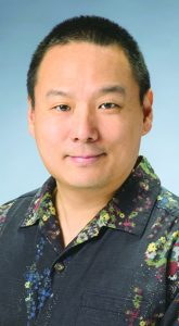 Photo of Kevin Kurosu