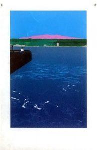 Photo of Artwork, Hilo Fishing