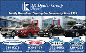 Ad for IK Dealer Group