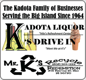 Ad for Kadota Liquor