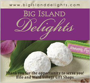 Ad for Big Island Delights