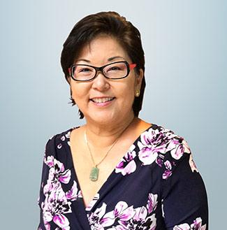 Photo of Mariko Miho of PBS Hawaii