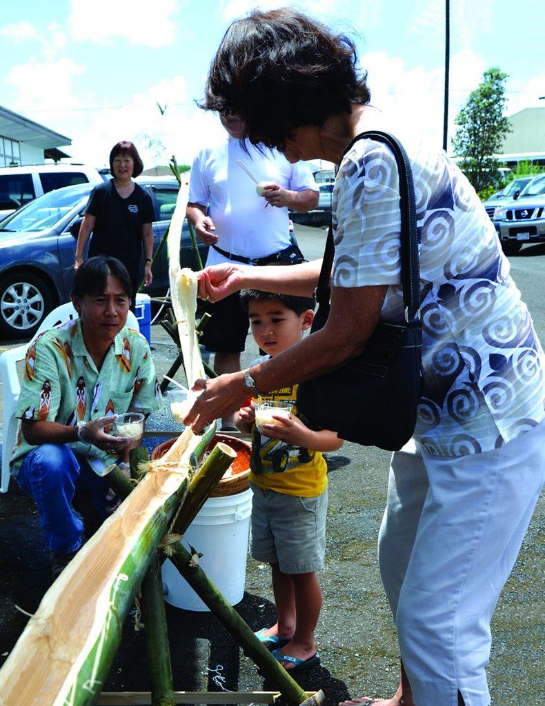 July 8 2017 Tanabata Festival at Hawaii Japanese Center