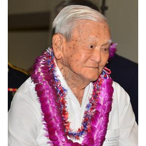 100th Battalion Veteran, Jack Nakamura
