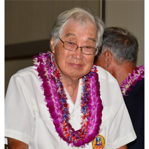 100th Battalion Veteran, Moriso Teraoka