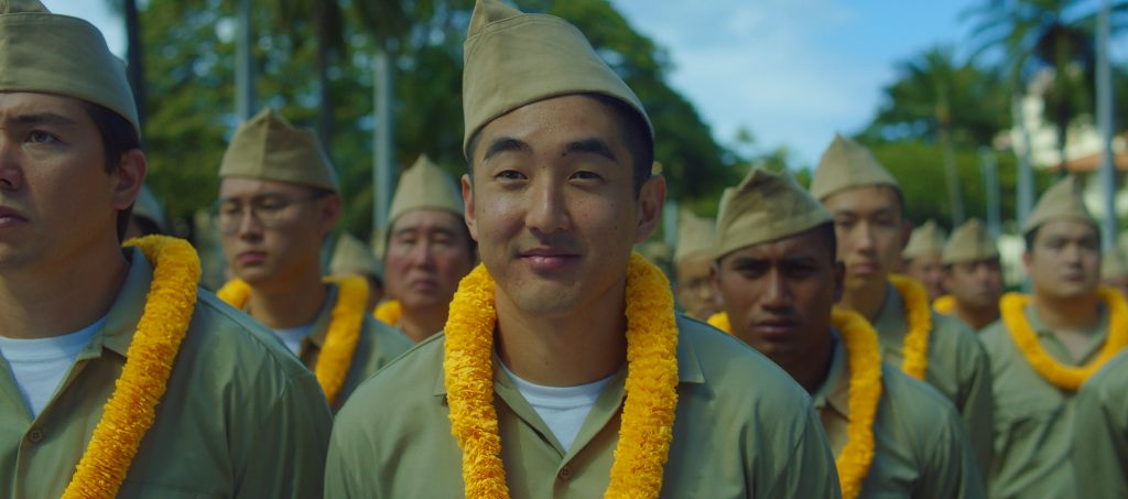 """Photo for film """"Go For Broke: An Origin Story"""" is the closing film of the Hawaii International Film Festival."""