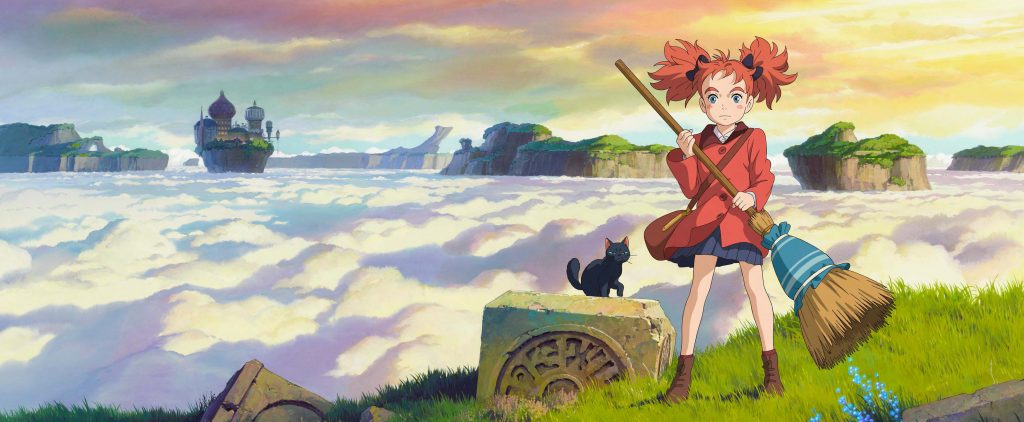 """Photo for """"Mary and the Witch's Flower."""""""