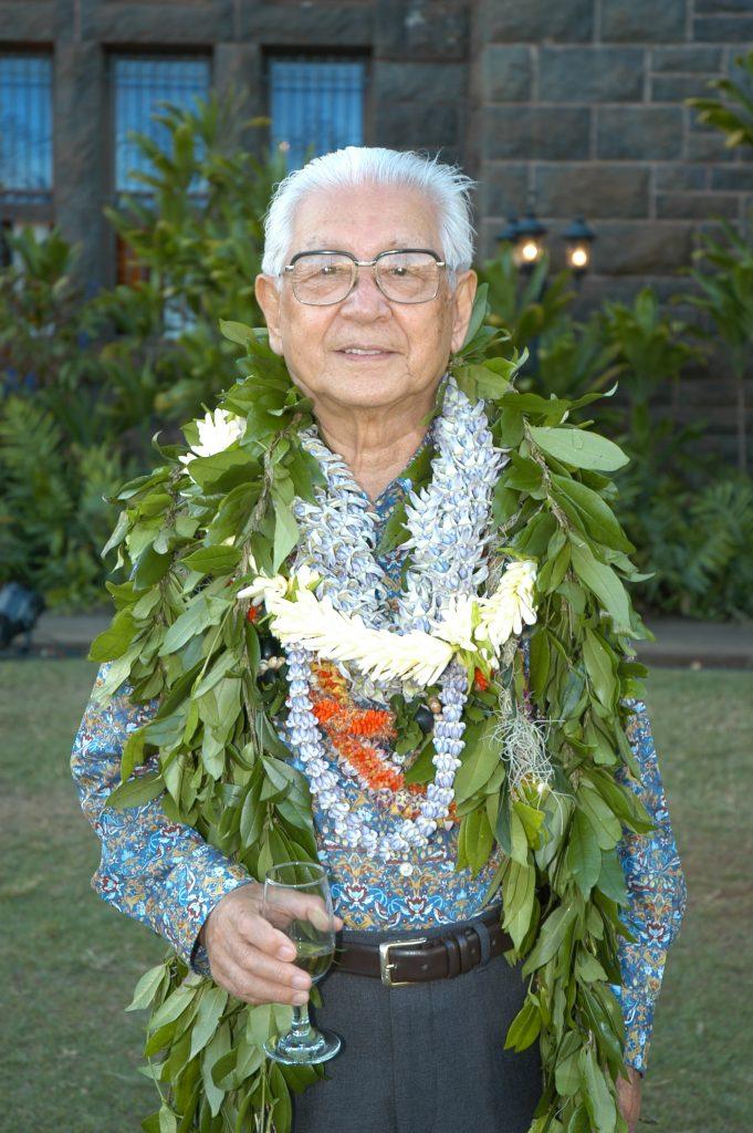 Dr. Yosihiko Sinoto — a Pacific soul.